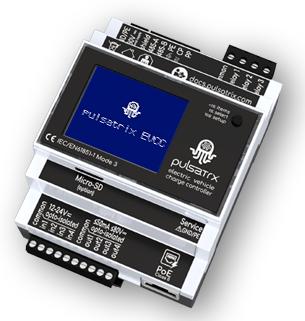 pulsatrix Lade-Controller